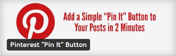 Pinterest Pin It Button