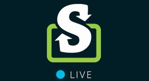 Logo Stash Live
