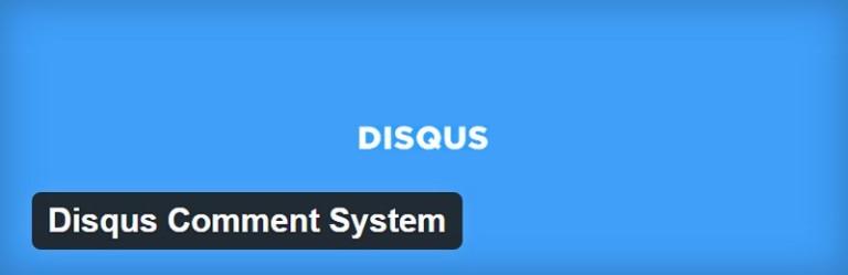 Améliorer votre blog avec des plugin WordPress - Disqus Comment System
