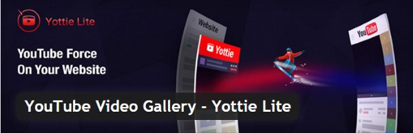 Yottie Lite - YouTube Video Gallery