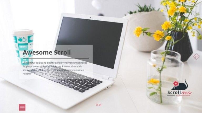 Les 10 plus beaux thèmes gratuits - Scroll Me