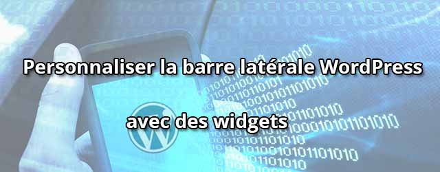 widgets-barre-laterale