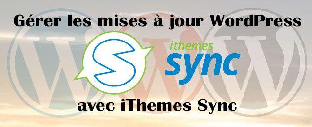 Gérer les mises à jour WordPress avec Sync