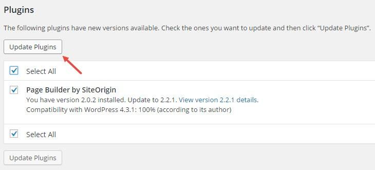 Une fois le plugin activé, il est automatiquement fonctionnel, plus besoin d'activer l'envoi d'emails.