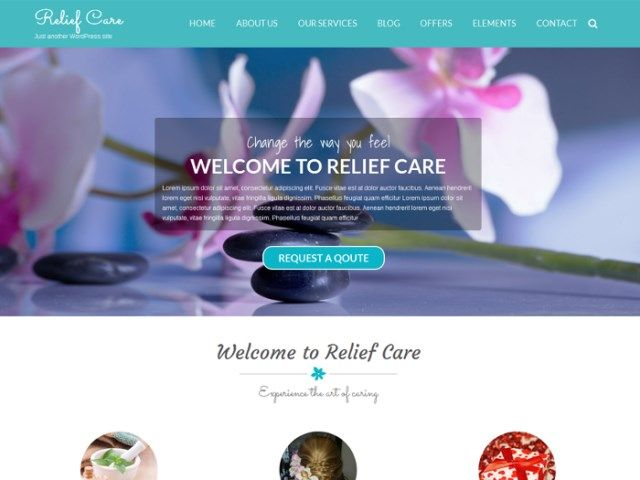 Relief - Themes Gratuits