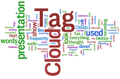 nuage de mots