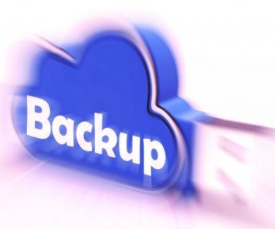 backup de votre site