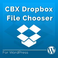 CBX Dropbox File Chooser