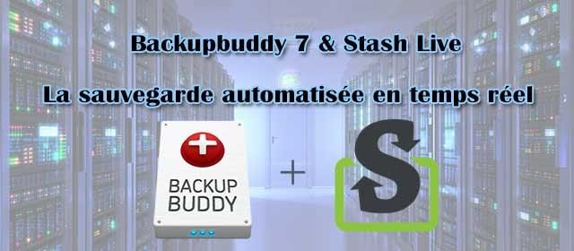 Backupbuddy 7 - La sauvegarde automatisée en temps réel