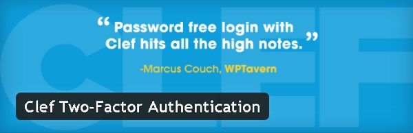 Authentification à deux facteurs - Clef Two-Factor Authentication
