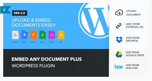 Embed Any Document Plus