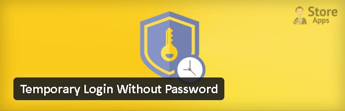 Plugin gratuits - Temporary Login without Password