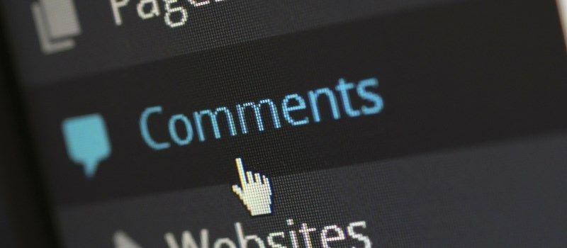 Désactiver les balises HTML dans les commentaires WordPress