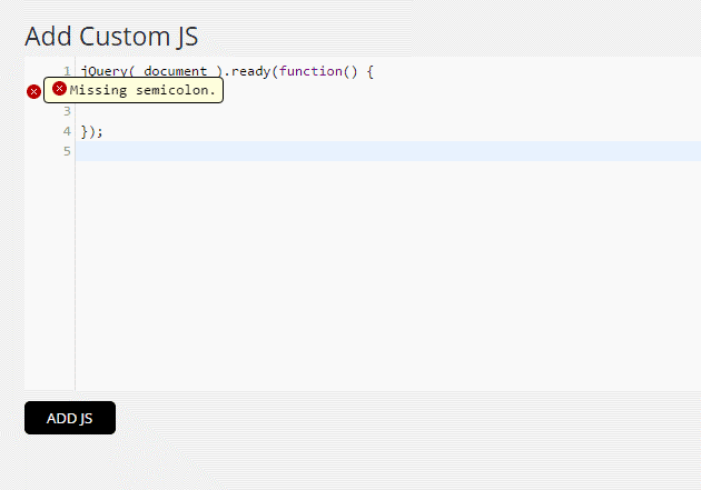 Ajax Awesome CSS - Syntax Errors