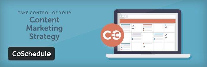 partage automatique de vos articles sur les réseaux sociaux - CoSchedule