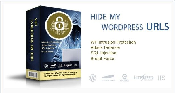 Personnaliser URL de connexion WordPress - Hide my WordPress URL