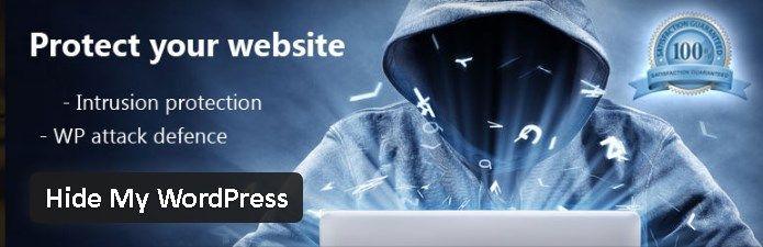 Personnaliser URL de connexion WordPress - Hide My WordPress