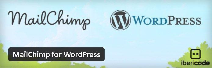 partage automatique de vos articles sur les réseaux sociaux - Mailchimp for WordPress