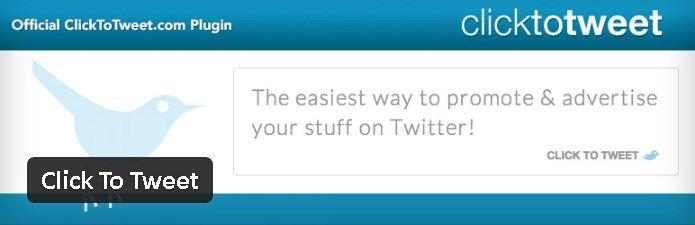 Comment créer un lien tweetable pour vos articles WordPress - Click to Tweet