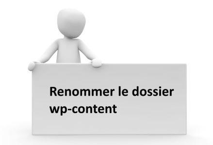 Comment déplacer ou renommer votre dossier wp-content