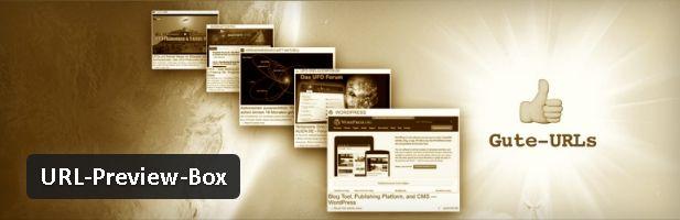 Plugin gratuits WordPress - URL Preview Box