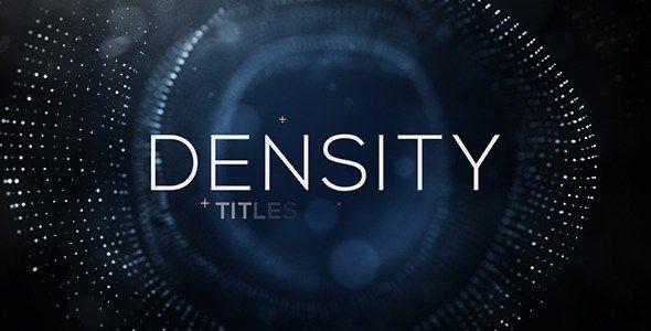 Fichiers gratuits Envato - Density