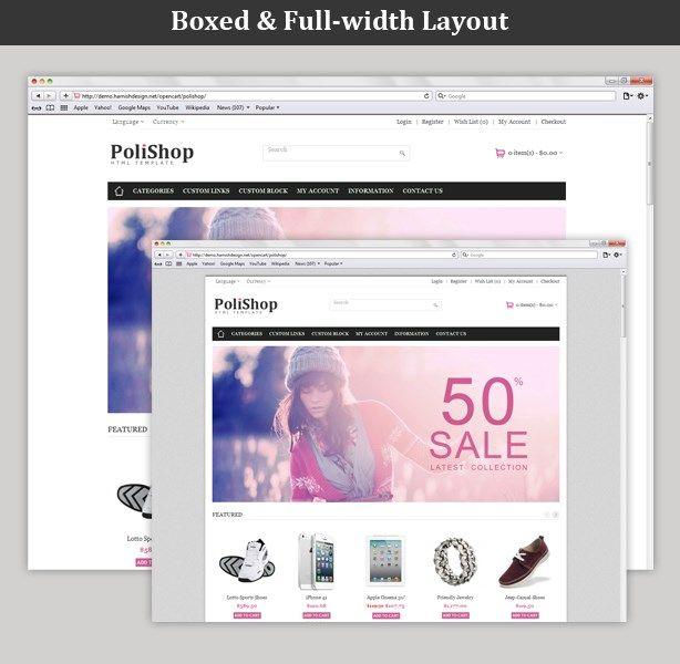 Fichiers gratuits Envato - Polishop