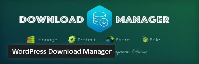 Download Manager - Comment arrêter le vol de contenu