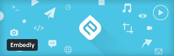 Embedly - Intégrer des vidéos dans WordPress