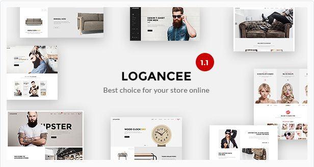 Logancee - Envato - Les fichiers gratuits de Janvier 2017