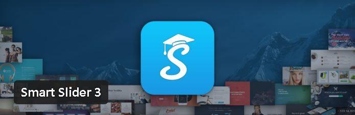 Smart Slider 3 - meilleurs plugin diaporama pour WordPress