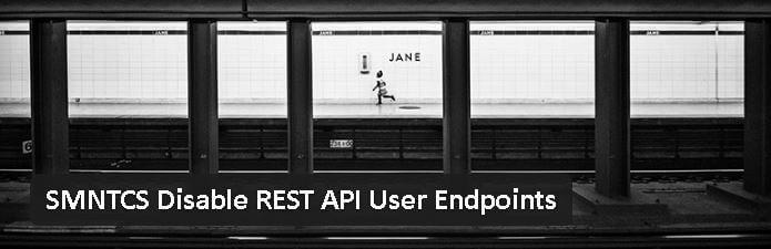 Disable Rest APILes plugin gratuits parus en Décembre 2016