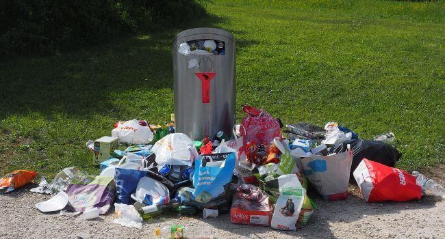 Gestion de la poubelle
